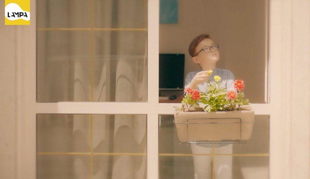 برنده جایزه اول بهترین تبلیغات اجتماعی در پنجمین جشنواره فیلم و تبلیغات اجتماعی Lampa روسیه (تیزر قرض الحسنه بانک ملی ایران)
