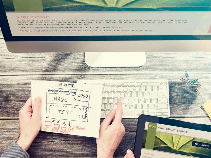 چه نکاتی را در طراحی وبسایت باید مدنظر قرار دهید؟